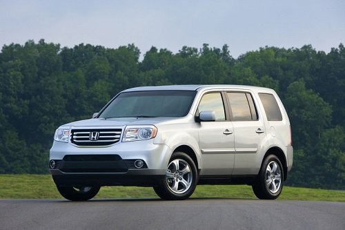 Used Honda For Sale >> Used Honda Pilot For Sale No Haggle Price Low Miles