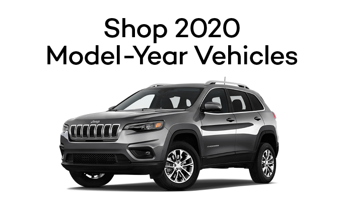 Shop 2020 Models