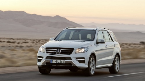 Used Mercedes-Benz ML350 for Sale, Certified Used ...